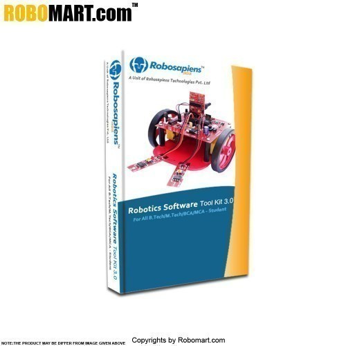 Robotics Workshop Tool Kit V 3.0(CD)