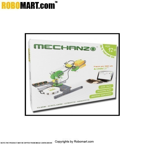 MechanzO 12+ And Program Your Robot