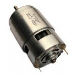 4500 RPM High Torque DC Motor for Arduino/Raspberry-Pi/Robotics