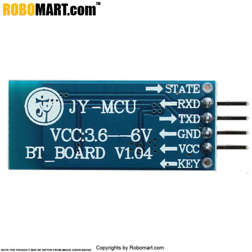 module base for hc-06 hc-07 hc-05 bluetooth transceiver