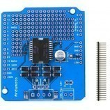 Arduino L298 Motor Drive Shield