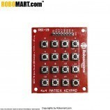 4 x 4 Matrix Keypad for Arduino/Raspberry-Pi/Robotics