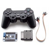 Wireless PS/2 Controller With 32 channel Servo Motor Driver for Arduino/Raspberry-Pi/Robotics