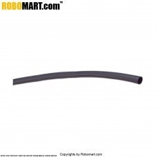 Heat Shrink Tube 1mm Diameter (1 meter) Black