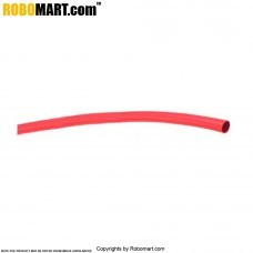 Heat Shrink Tube 1.5 mm Diameter (1 meter) Red