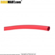Heat Shrink Tube 2 mm Diameter (1 meter) Red