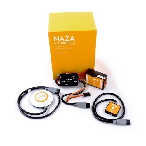 DJI Naza M Lite Multi-Rotor Stabilization Flight Controller FC With GPS