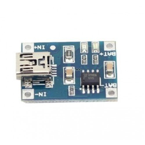 TP4056 1A 5V Li-ion Battery Charging Board