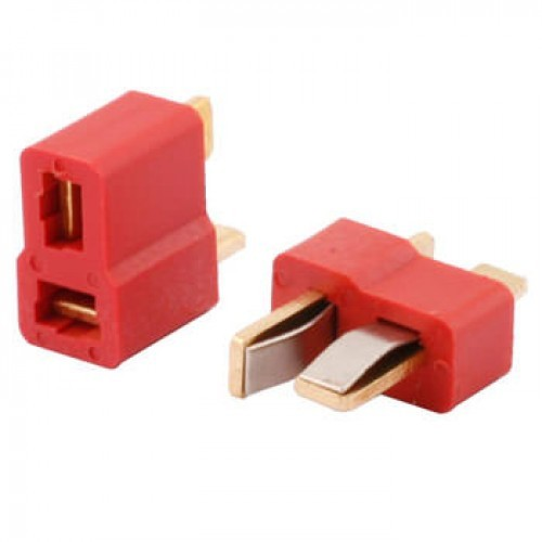 dean connector t plug for esc battery