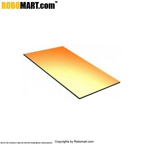 Online 15 x 30 cm Copper Clad PCB Boards Price India - Robomart