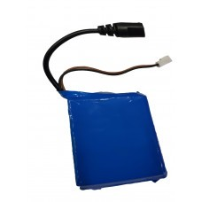 12 Volt 2500 mAh Lithium Ion Battery