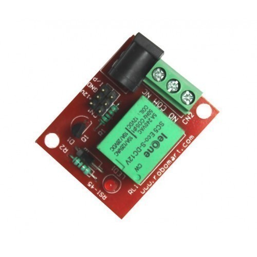 12v Relay | 1 Channel 12v Relay Module online India