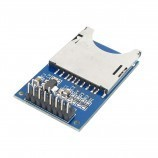 Reading and writing module SD Card Module Slot Socket Reader for Arduino