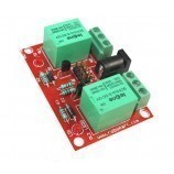 Two Channel 12V Relay Board
