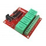 Four Channel 12V Relay Board