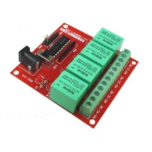 Buy 12 volt Relay 4 Channel 12v Relay Board online