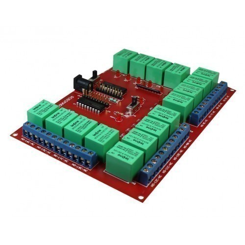 16 channel 12v relay module interface board for arduino