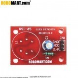 Gas Sensor Breakout Board for Arduino/Raspberry-Pi/Robotics