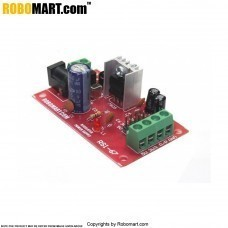 Regulated Power Supply Board for Arduino/Raspberry-Pi/Robotics