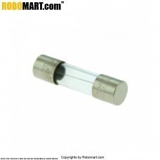 25 Amp Cartridge Miniature Fuse (5x20mm)