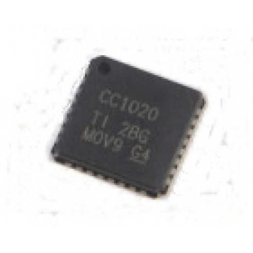 cc1020_low_power_rf_transceiver