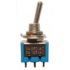 SPDT Sub-Miniature Toggle Switch