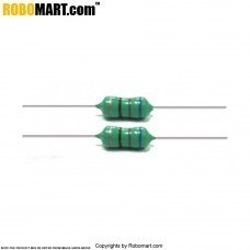10mH Resistor shaped Inductor
