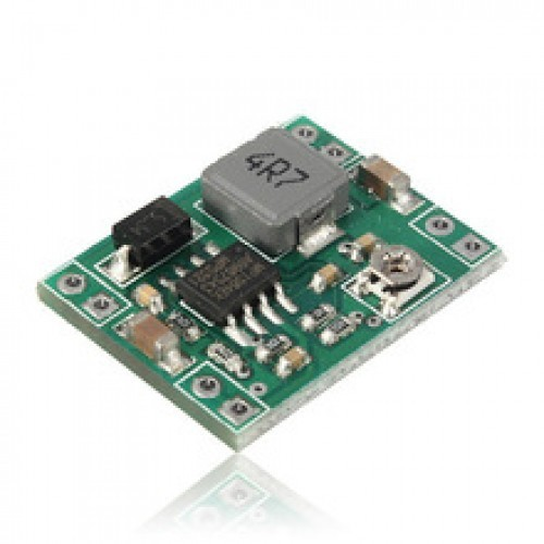 ADJUSTABLE STEP-DOWN MODULE LM2596
