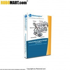 Auto Mobile Engine Design Tool Kit (CD), Books