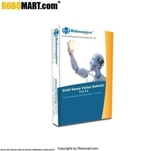 Sixth Sense Vision Robotics Tool Kit (CD)