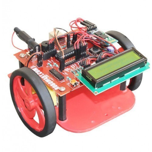 Diy robotic kits buy diy robotic kits online at best price in india atmega 8 based bluetooth hc 05 controlled robot solutioingenieria Choice Image