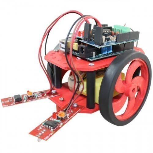 Buy line follower kit using arduino uno robomart