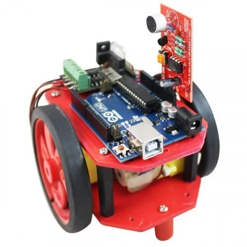 Sound Operated Robot Using Arduino Uno