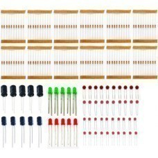 20 in 1 Basic Electronic Component  Mixed Pack