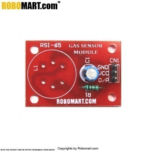 Gas Sensor Kit With Breakout for Arduino/Raspberry-Pi/Robotics