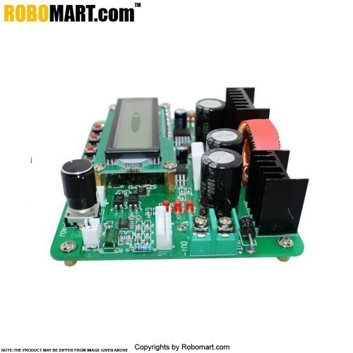 ZXY6005S Full CNC Constant Voltage Constant Current DC-DC Regulated Power Supply for Arduino/Raspberry-Pi/Robotics
