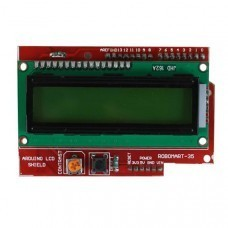 Arduino UNO LCD Shield