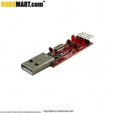 Robomart USB To TTL Bridge Converter for Arduino/Raspberry-Pi/Robotics