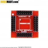 TQFP64 Breakout Board for Arduino/Raspberry-Pi/Robotics