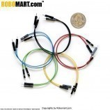 Jumper Wires male to male 8 inch for Arduino (Pack of 10)