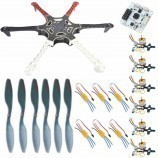 Hexacopter Mega Diy Kit With Cc3d Open Pilot Open Source Flight Controller