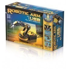 Wired Control Robot Arm Kit with USB Interface