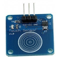 TTP223 Digital Touch Sensor