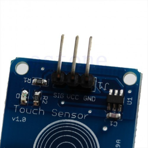 Digital Touch Sensor