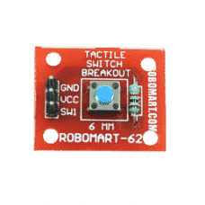 Tactile Switch 6mm Module