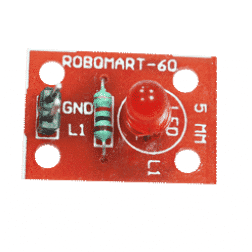5mm led breakout