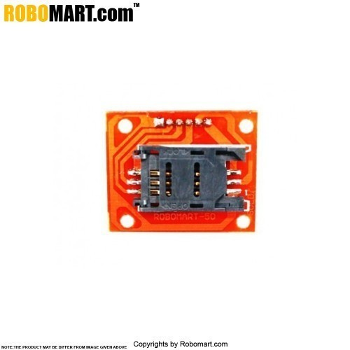 SIM Card Holder Breakout