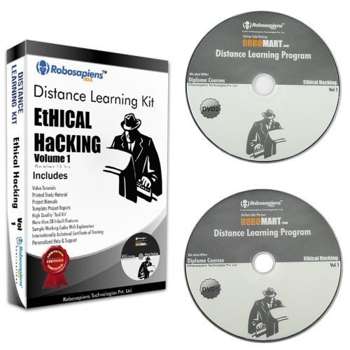 Ethical Hacking Distance Learning Kit