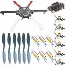 Hexacopter Mega Diy Kit with Apm2.6 Ardupilot Flight Controller Board