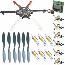 Hexacopter Mega Diy Kit With Kk2.15 Lcd Flight Control Board